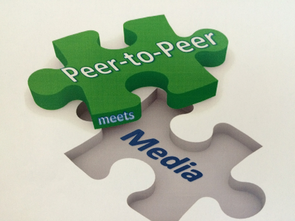 Peer to Peer meets Media Bild 3